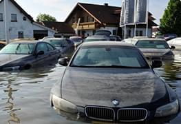 выкуп утонувших авто